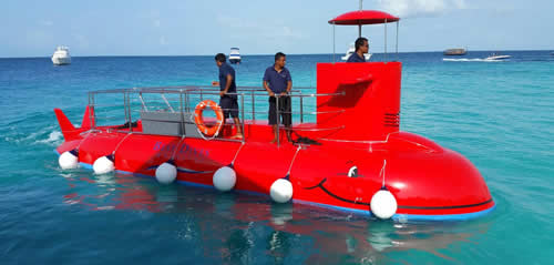 BEST DIVES MALDIVES TO INTRODUCE SEMI-SUBMARINE AT CROSSROADS INTEGRATED DESTINATION