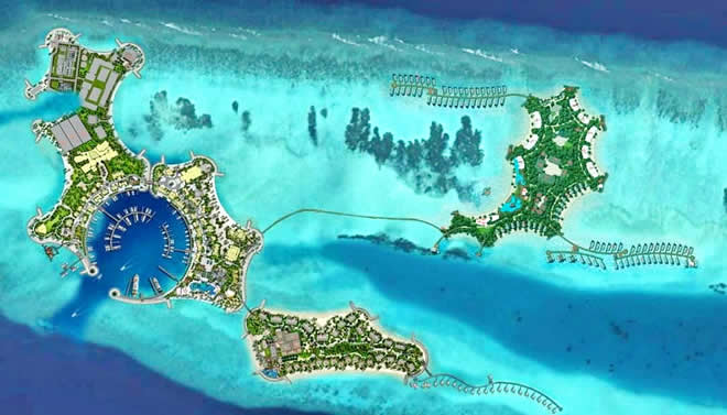 THE MARINA @ CROSSROADS MALDIVES' FIRST INTEGRATED LIFESTYLE DESTINATION