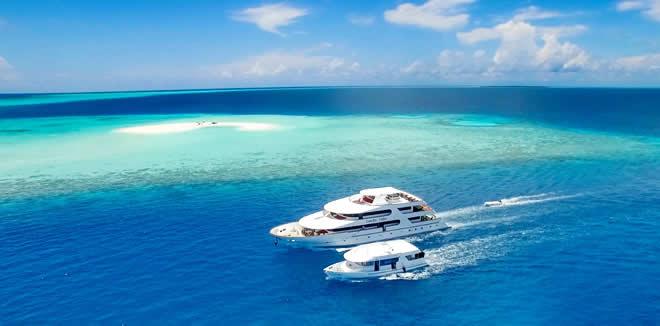 Carpe Diem Maldives Offers Week-Long Surf, SUP Safaris for 2019