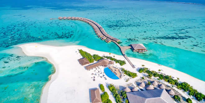 COCOON MALDIVES UNVEILS NEW 'GARDEN OF EDEN' WELLNESS AREA