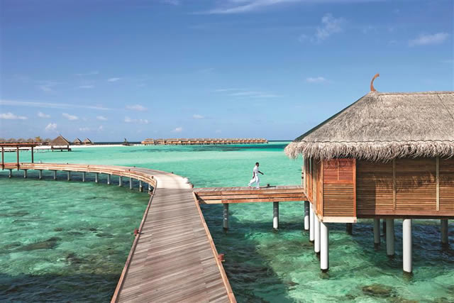 Experience world-class service at Conrad Maldives Rangali Island, 4 reasons to choose