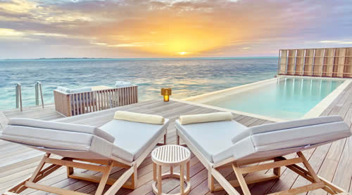 CROWN & CHAMPA RESORTS UNVEILS TWO INNOVATIVE RESORTS IN MALDIVES