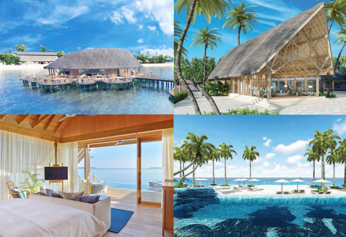 Faarufushi Maldives: Открылся в марте 2019