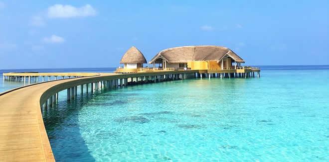 UNIVERSAL'S NEWEST RESORT FAARUFUSHI MALDIVES OPENS
