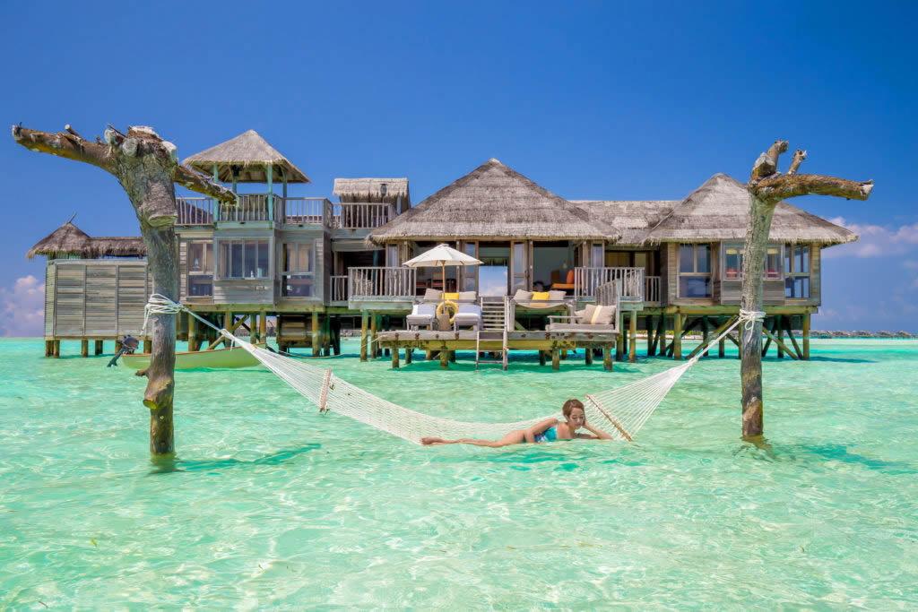 Gili Lankanfushi Maldives overwater heaven