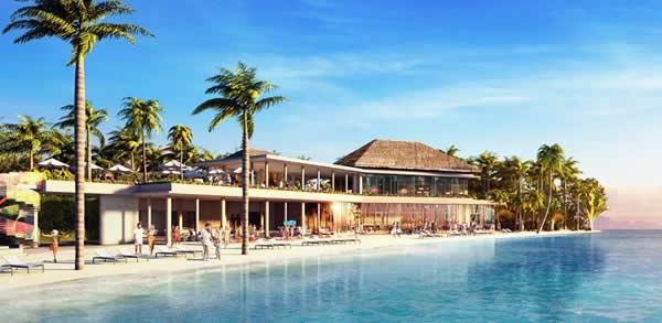 CONRAD MALDIVES UNVEILS REDEVELOPED DELUXE BEACH VILLAS