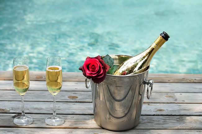 Champagne Pavilion