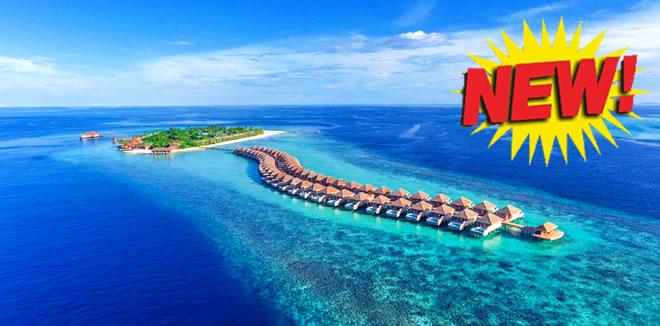Новые Отели Мальдив 2018-2020
