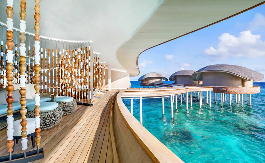 Iridium Spa Maldives