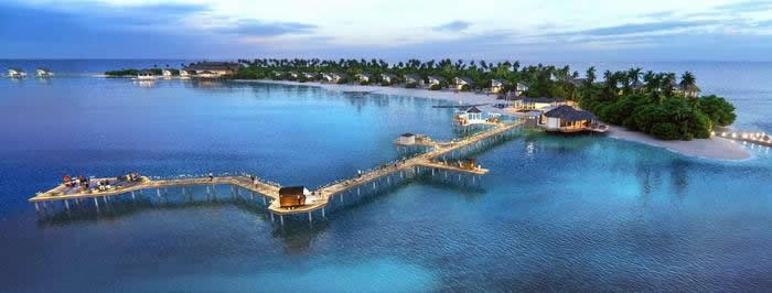 JW Marriott Maldives Resort and Spa Maldives