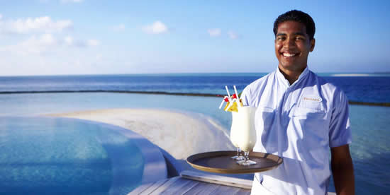 KOMANDOO MALDIVES ENHANCES ALL-INCLUSIVE GOLD PACKAGE