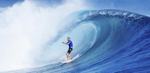 SURF LEGEND TAJ BURROW TO RETURN TO FOUR SEASONS MALDIVES SURFING CHAMPIONS TROPHY 2018