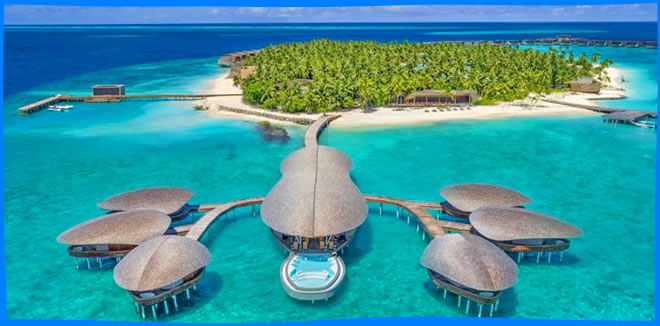 St. Regis Vommuli Resort Maldives  отзыв