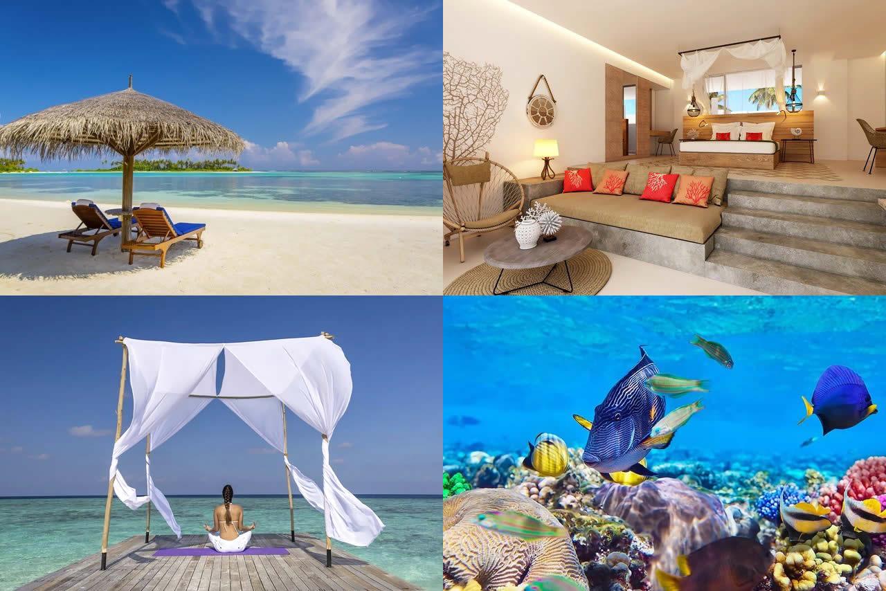Sun Aqua Iru Veli - Premium All Inclusive, Dhaalu Atoll