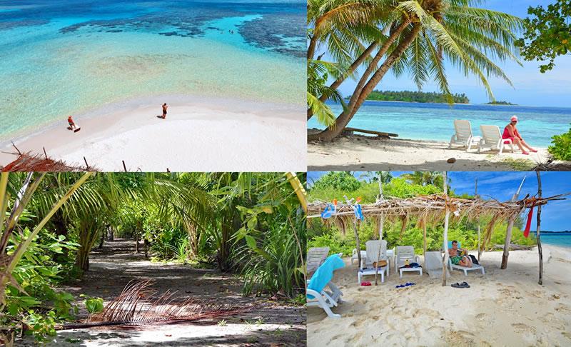 Plumeria Maldives, Thinadhoo Island