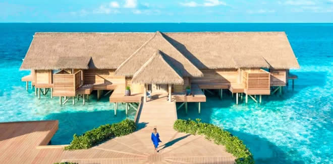 WALDORF ASTORIA'S ICONIC SERVICE COMES TO MALDIVES WITH  OPENING OF WALDORF ASTORIA MALDIVES ITHAAFUSHIEXCLUSIVE DEBUT OFFER