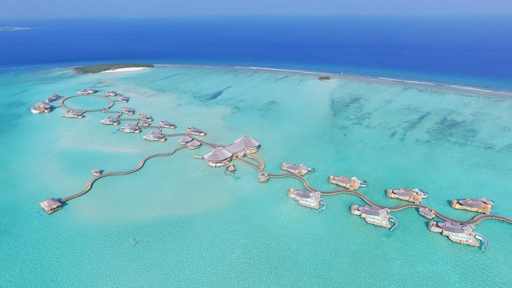 soneva maldives resort