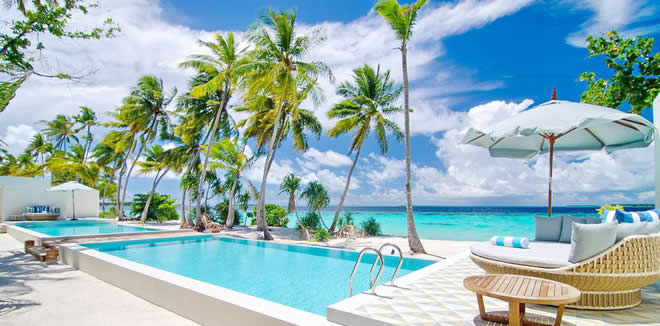 Amilla Fushi's Javvu Spa Wins Best Luxury Beach Resort Spa in Indian Ocean Award
