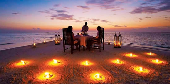 Baros Wins Most Romantic Resort Award