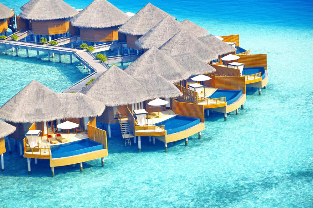 Best Romantic Resorts in Maldives