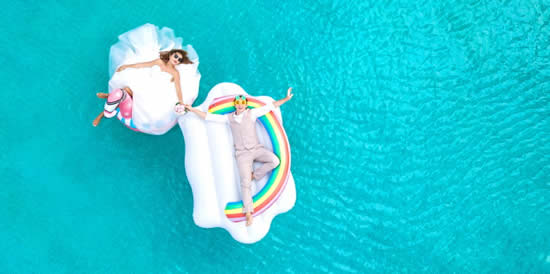 KANDIMA MALDIVES UNVEILS DESTINATION WEDDINGS WITH 'TRASH THAT DRESS' PHOTO SHOOT PACKAGE