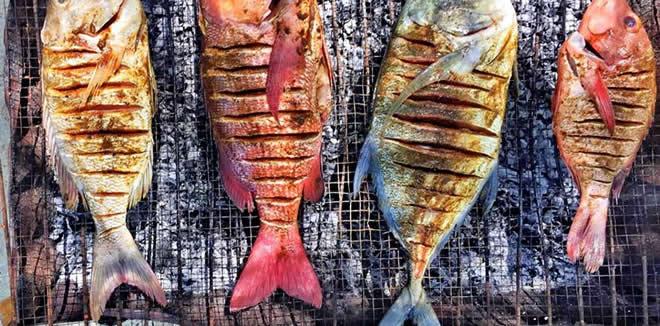 Мальдивская Кухня
