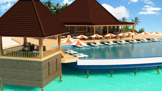 ELLAIDHOO MALDIVES BY CINNAMON TO UNVEIL REVAMPED WATER BUNGALOWS IN OCTOBER