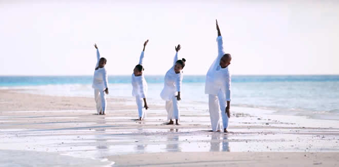 Four Seasons Resort Maldives at Landaa Giraavaru Introduces  Yoga Therapy Courses