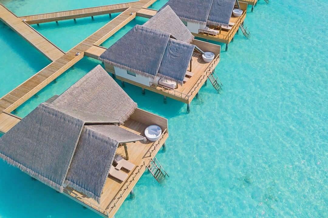 fushifaru water villas