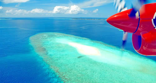 Hideaway Beach Resort & Spa introduces exclusive seaplane service