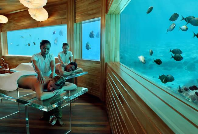 Rejuvenation in the luxury Spa