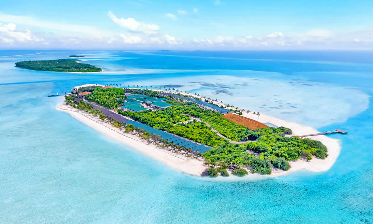 Innahura Maldives, Lhaviyani atoll - new all inclusive luxury resort