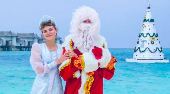Jumeirah Vittaveli Announce Festive Circus Celebrations