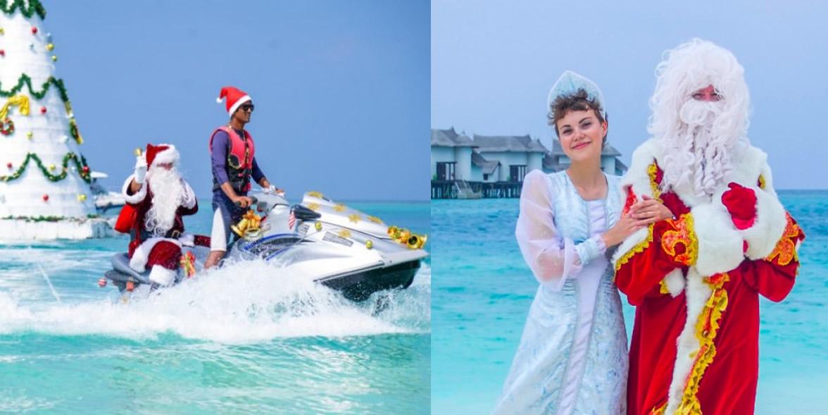 Overwater Fairy-tale Wedding Pavilion