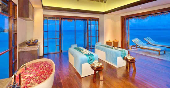 JUMEIRAH VITTAVELI'S TALISE SPA CROWNED BEST LUXURY WELLNESS SPA IN INDIAN OCEAN