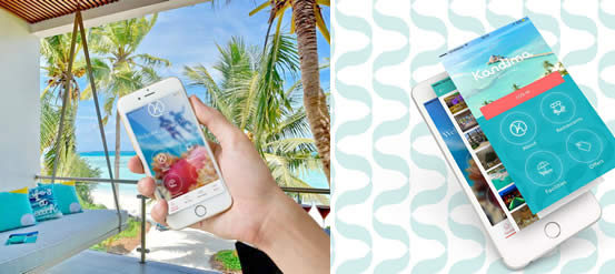 KANDIMA MALDIVES LAUNCHES LIFESTYLE K'APP FOR SMART HOLIDAY