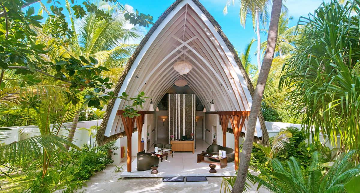 kandolhu's maldives spa pavilion