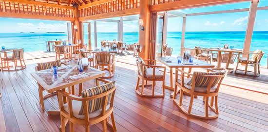Hurawalhi Maldives Opens New Overwater Kashibo Restaurant