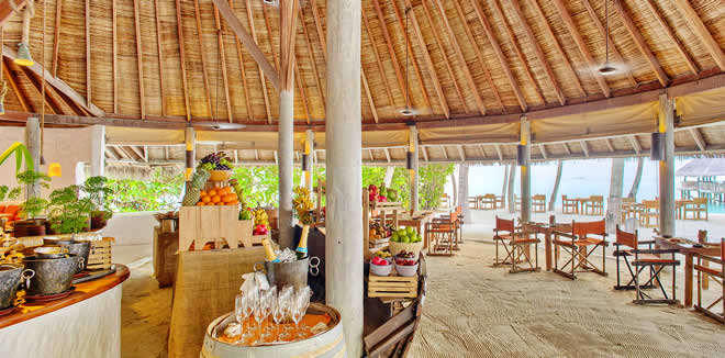 Gili Lankanfushi Relaunches Main Restaurant with New Gourmet Experience