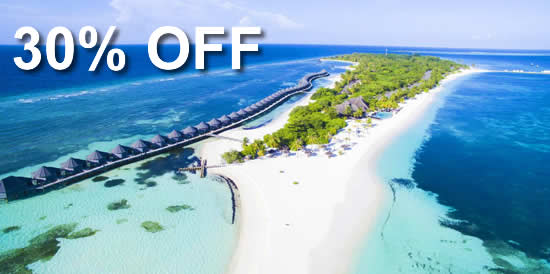 Kuredu's Big Early Bird Discount for Winter 2019/2020