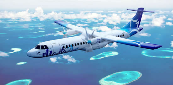 MANTA AIR BEGINS FLIGHT OPERATIONS