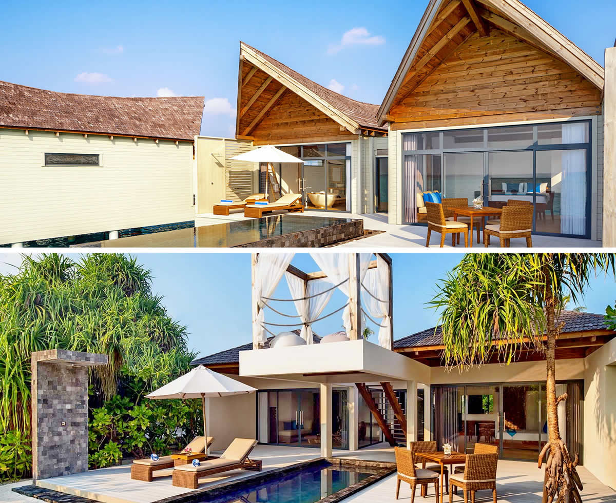 ower vate and beach villas and suites