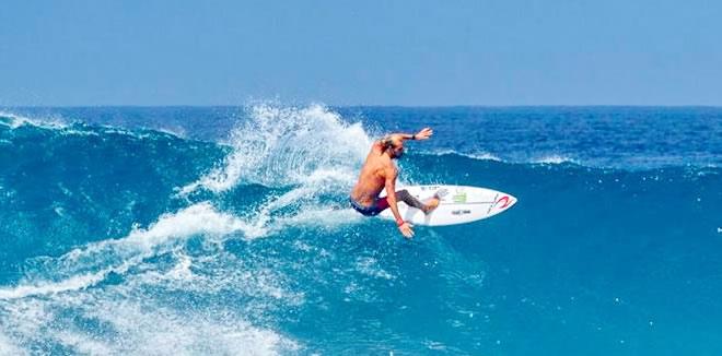 Серфинг в Niyama Maldives
