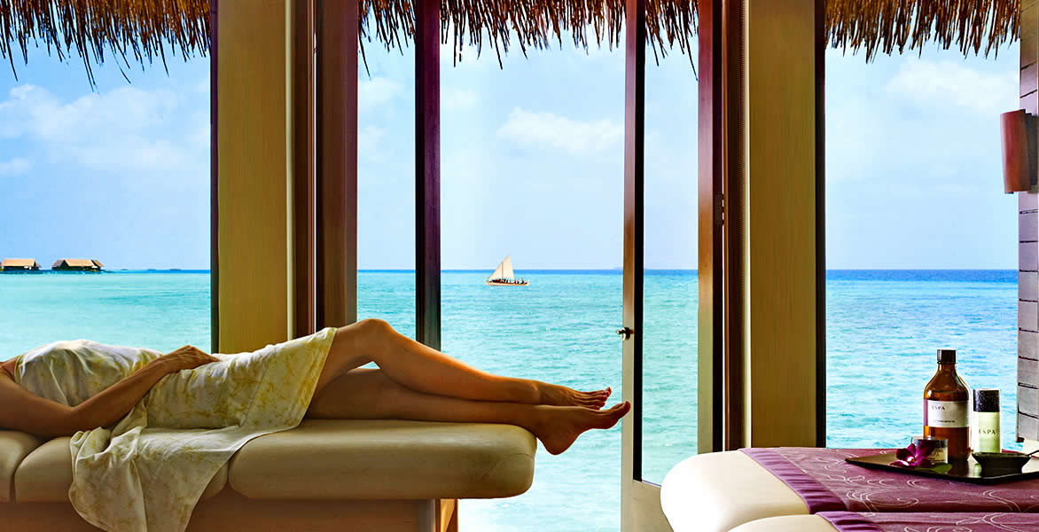 One&Only Reethi Rah  the spa