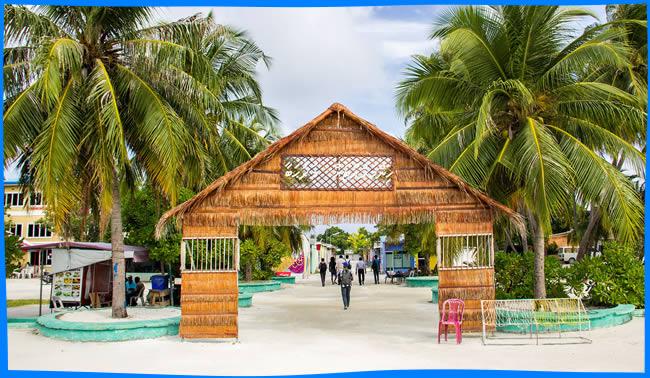 himmafushi's village