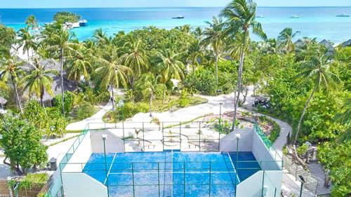 KUREDU UNVEILS MALDIVES' FIRST PADDLE TENNIS COURT