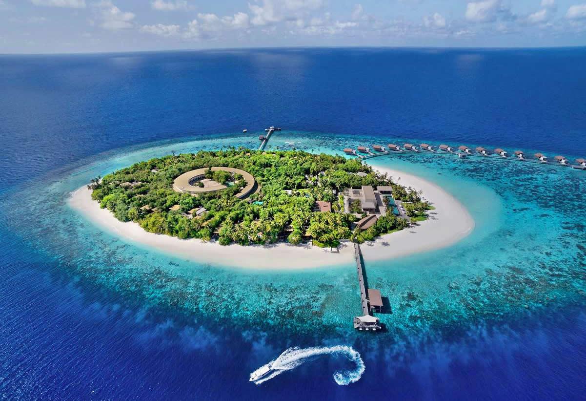 Park Hyatt Maldives Hadahaa снорклинг приключения