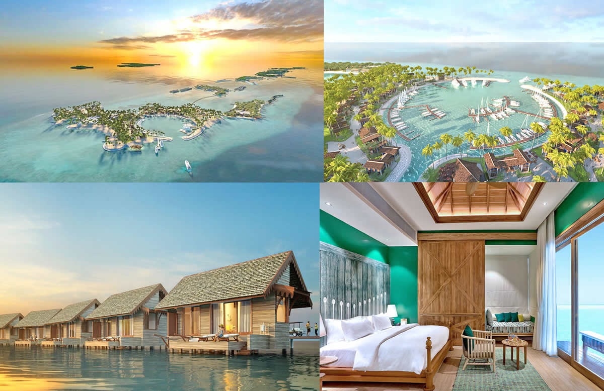 SAii Lagoon Maldives: Opening in Sep 2019