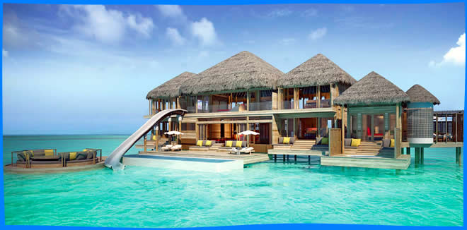 Six Senses Laamu: Обзор