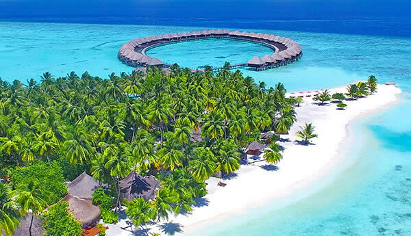 SUN SIYAM'S FOURTH MALDIVES RESORT, SUN AQUA IRU VELI OPENS
